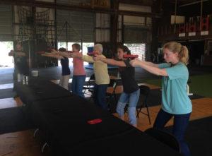 Group handgun class